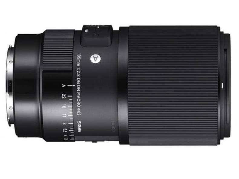 34202 SIGMA 105 mm f/2.8 DG DN Macro Art