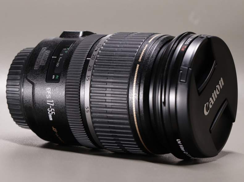 34249 Canon EF-S 17-55mm IS USM