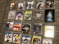 34649 Playstation 3 Games Klassiker