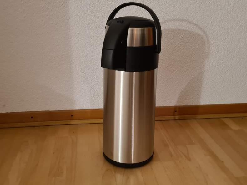 34663 Thermoskanne 5 Liter für Kaffee
