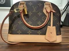 34789 Louis Vuitton Alma BB