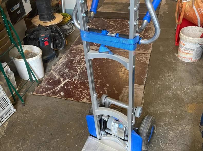 34815 Elektrischer Treppensteiger 170kg