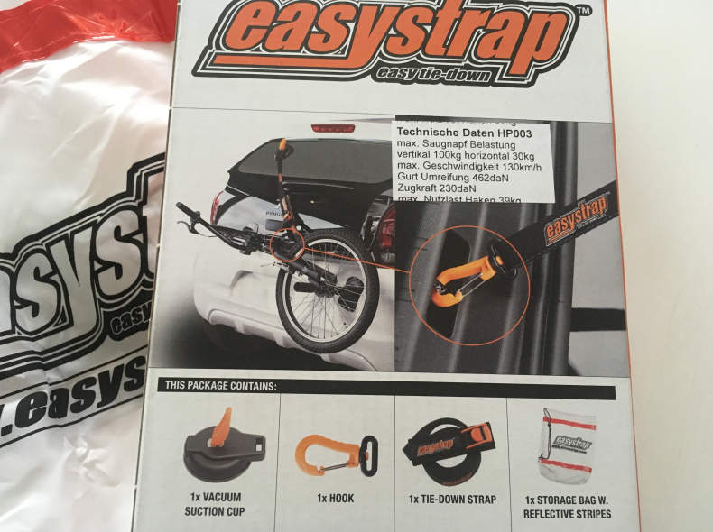 6062 Easy Strip - Autohecktüre fixieren