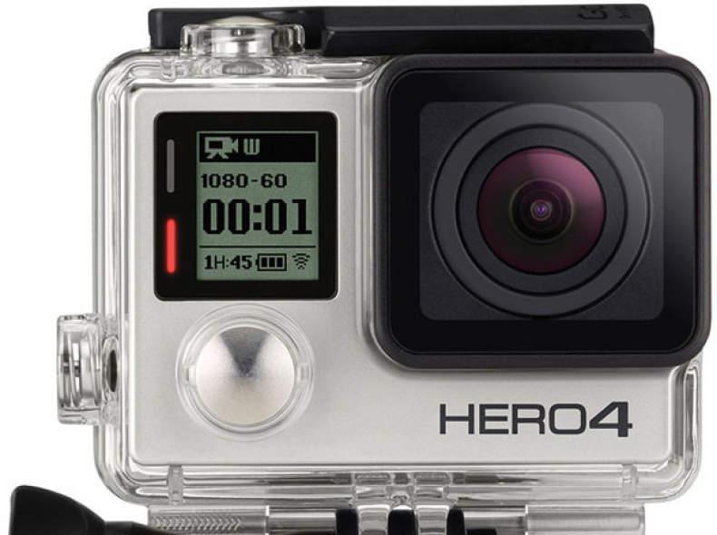6064 GoPro Hero 4 Silver
