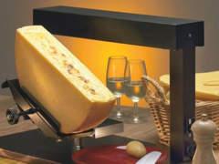 6103 Racletteofen für halbe Käselaibe