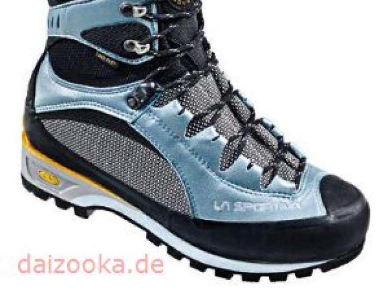 6128 Bergschuhe, Wanderschuhe, Gr. 39.5