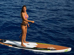 6143 Touren SUP - Stand up paddle