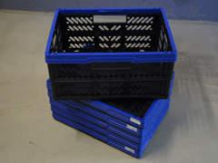 6271 6x Faltbox, Klappbox 32 liter (1)