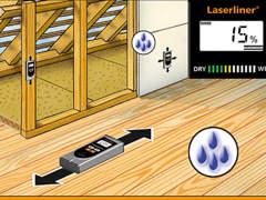 6276 Materialfeuchtemessgerät Laserliner