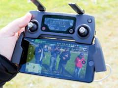 6364 Drohne Dji Mavic Pro Fly More