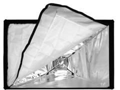 6369 Softbox 90*60cm mit Wabe  (Nr. 1)