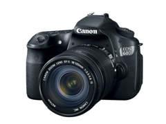 6432 Canon 60D mit schwenkbarem Display