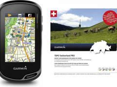 6433 Garmin GPS Oregon 700 TOPO Schweiz
