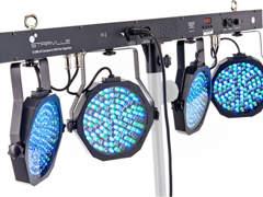 6436 LED Scheinwerfer Partylicht
