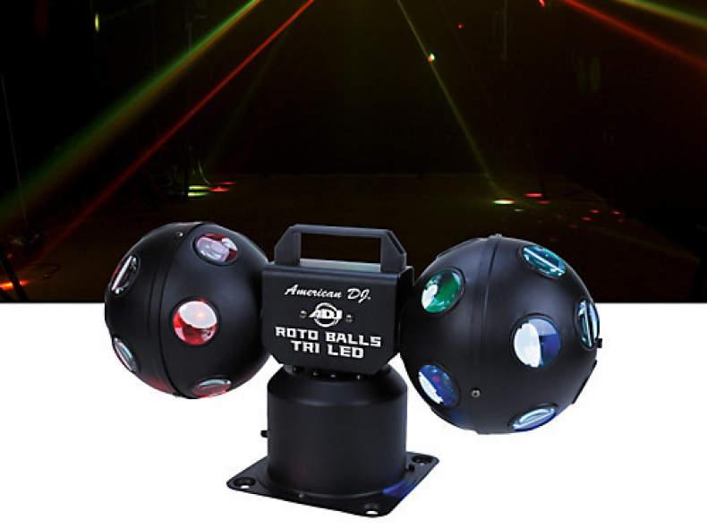 6438 Discoeffekt Roto Ball