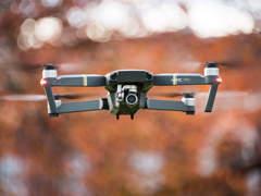 6503 DJI Mavic Pro Drohne