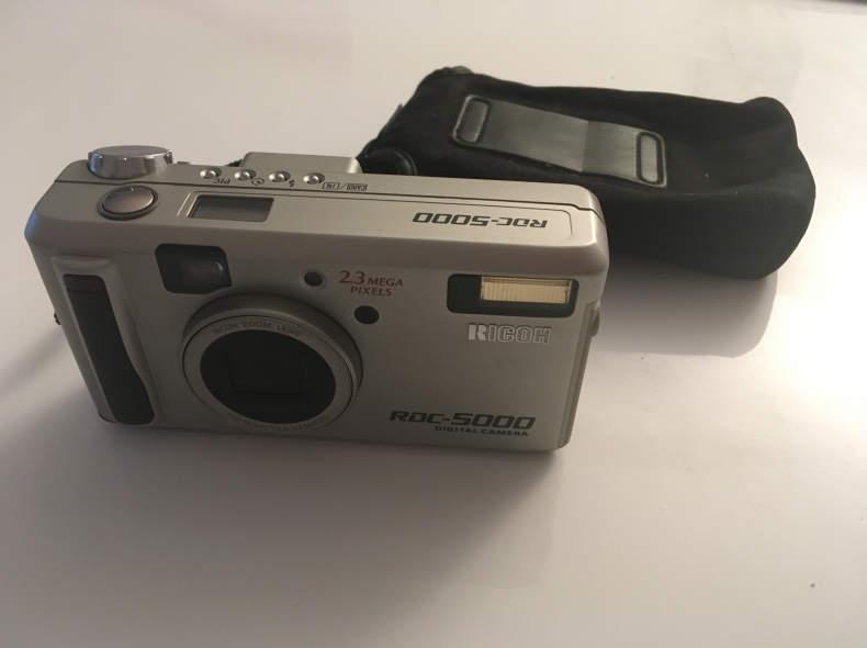 6537 Fotokamera - Digitalcam