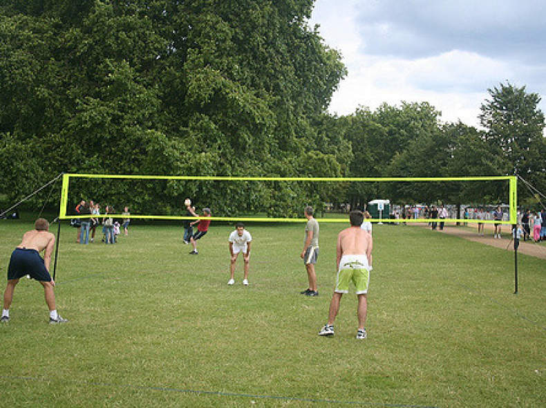 6540 Park Volleyball