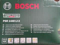 6638 Bosch Akku Bohrmaschine