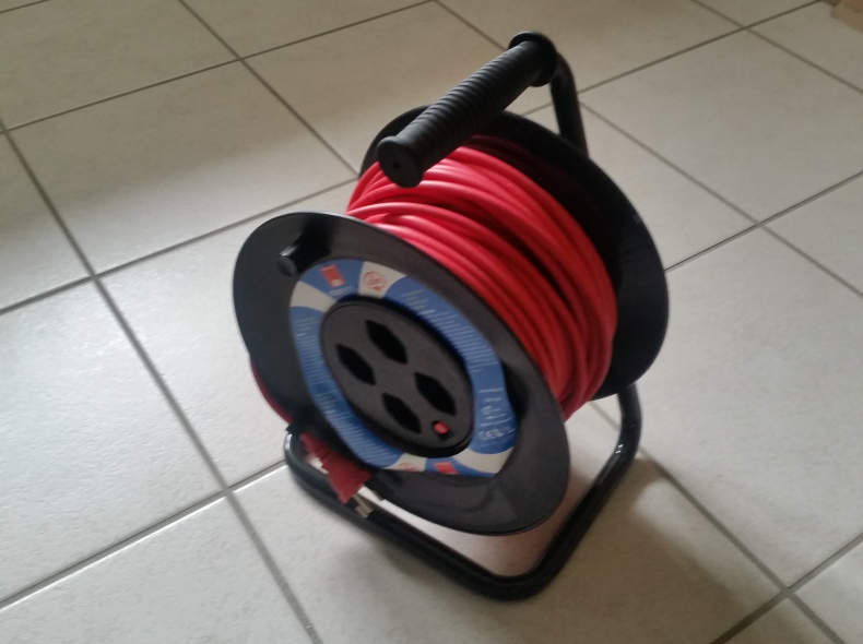 6641 Kabelrolle bis 40 m