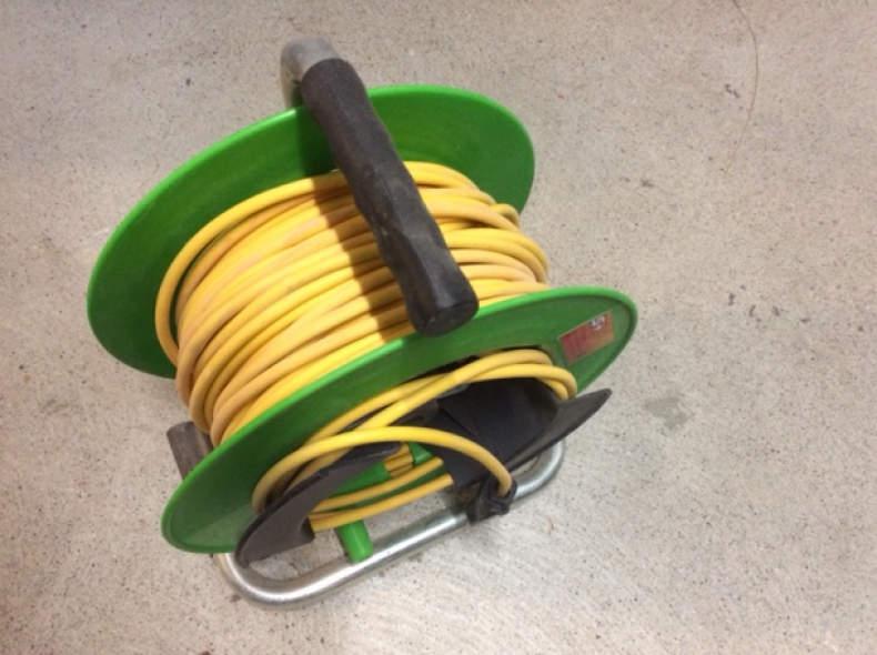 6647 Kabelrolle - rallonge - 25m