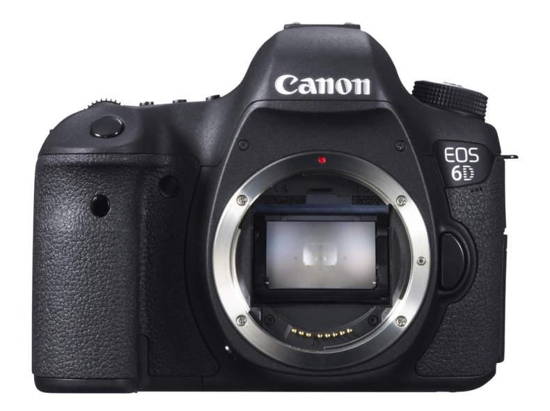 6734 Canon 6D Kleinformatkamera
