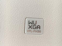 6763 Beamer Sony VPL-FH30