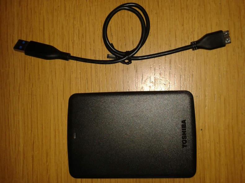 6779 externe Harddisk 1TB mit USB 3.0