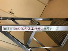 6789 Klappbare Leiter