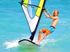 6793 Windsurfsegel Kids JP Vision 2.5m2