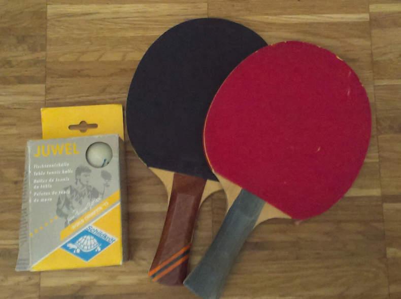 6807 Tischtennis bzw. Ping Pong Set