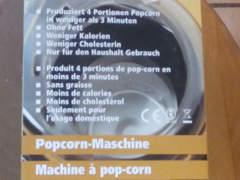 6885 Popcorn-Maschine klein