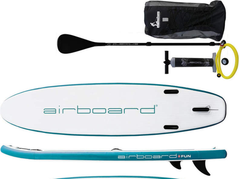 6904 Stand Up Paddle (SUP) - Airboard