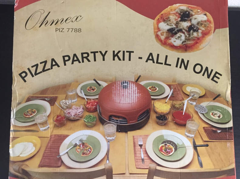 6950 Pizza Party Kit
