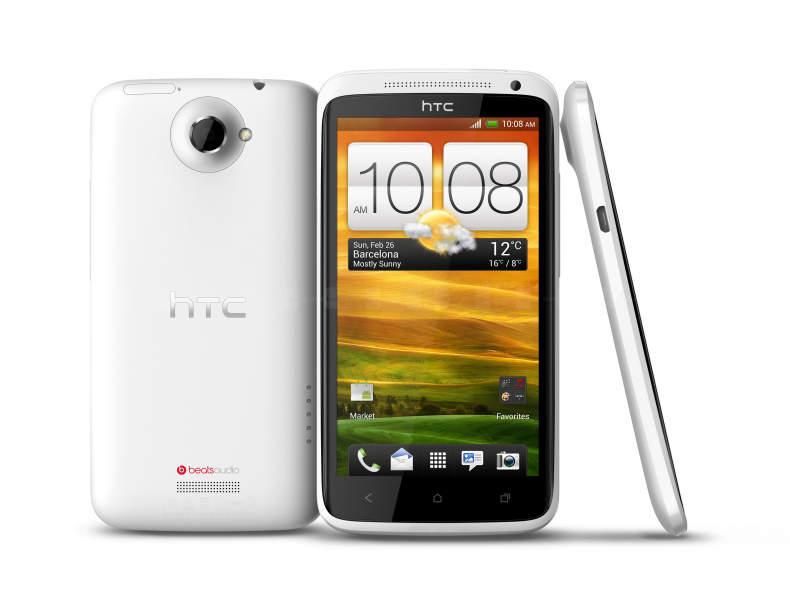 6979 HTC One X - 32 GB - Polar White