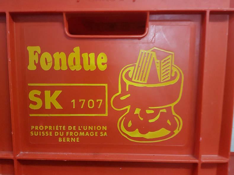6993 Fondue-Set für 35 Personen