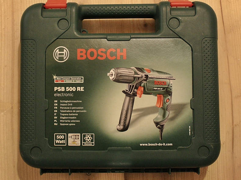 7026 Bohrmaschine Bosch PSB 500 RE