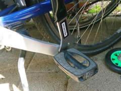 7027 Fahrrad Pedalen Schlüssel SW 15