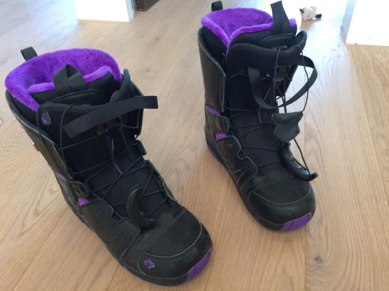 7063 Snowboardschuhe Gr41