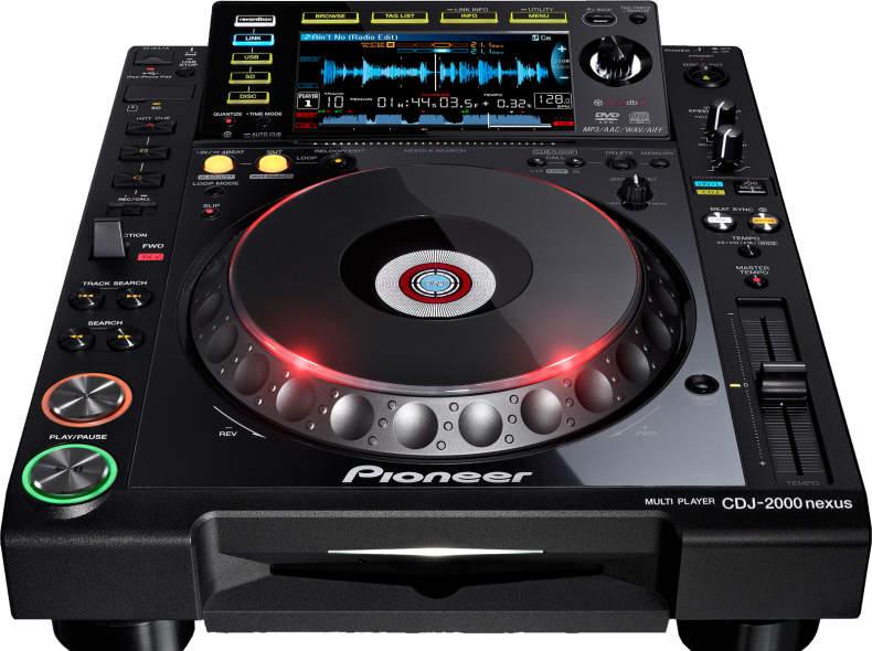 7065 2 Pioneer Cdj 2000 Nexus