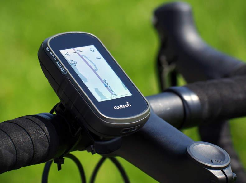 7094 GPS eTrex® Touch 35 Navigation