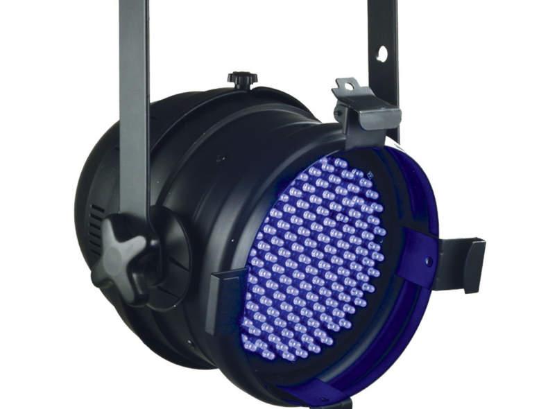 7141 LED PAR 64 DMX Scheinwerfer