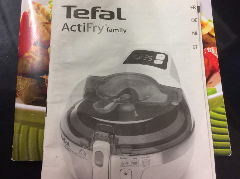 7195 Tefal ActiFry Family