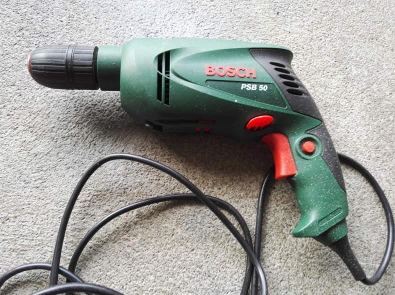 7197 Bohrmaschine Bosch 500 Watt