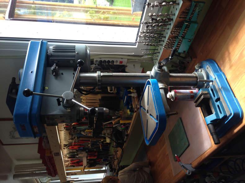 7230 Tischbohrmaschine