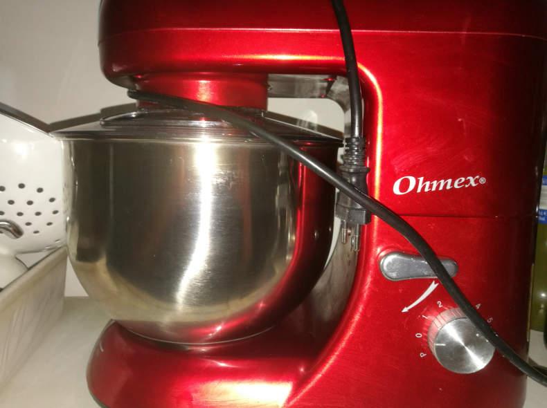 7265 Küchenmaschine/Robot mixeur 1200w
