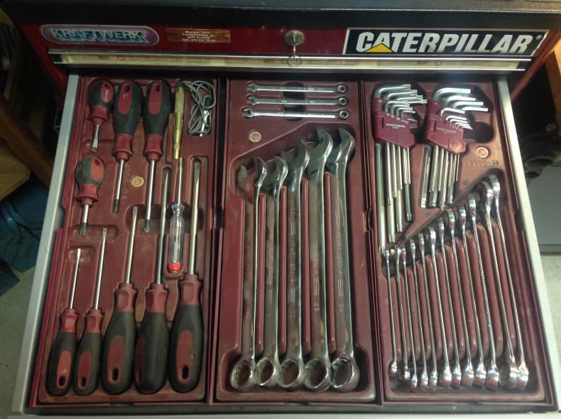 7281 Werkzeugset