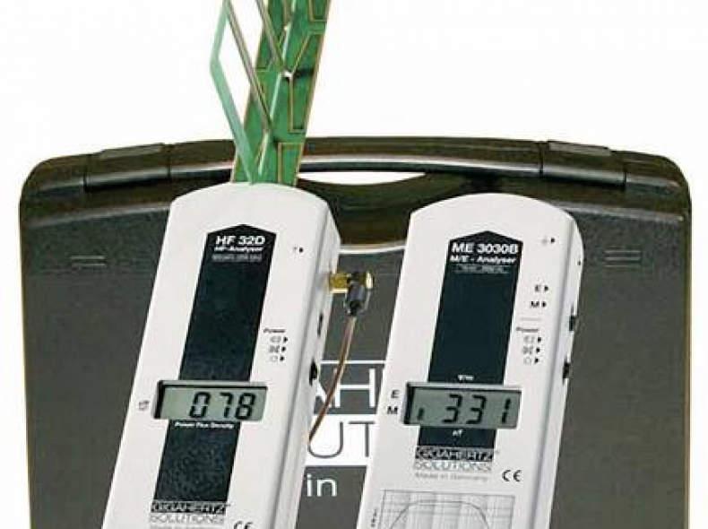 7442 Elektro-Smog Messkoffer