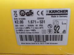 7537 Kärcher Hochdruckreiniger