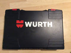 7556 Würth Akku-Schlagschrauber 18V 4Ah